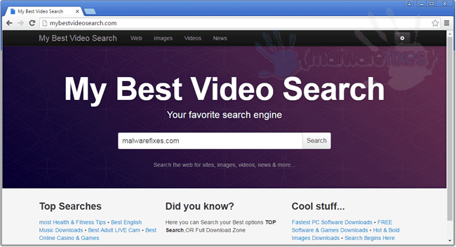 My Best Video Search