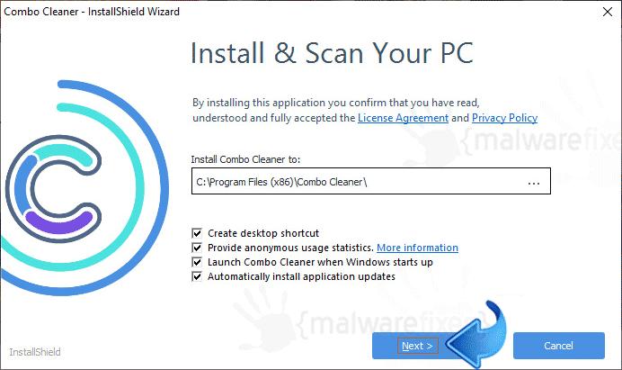 CC for Windows Installation