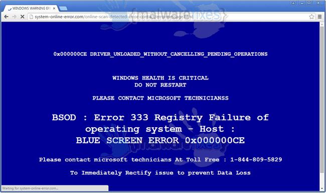 System-online-error.com