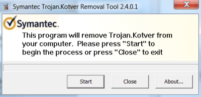Trojan:Win32/Kovter.C - Virus Lists and Removal Steps