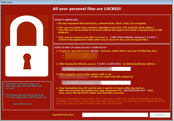 Trojan.Ransomcrypt.AA