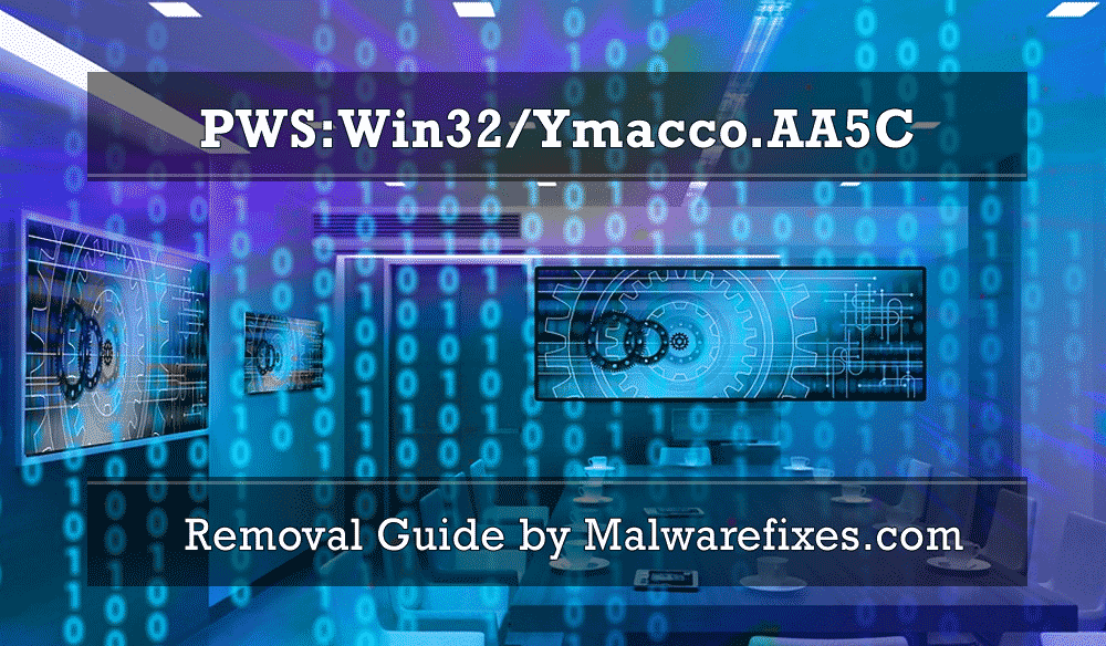 Illustration for PWS:Win32/Ymacco.AA5C