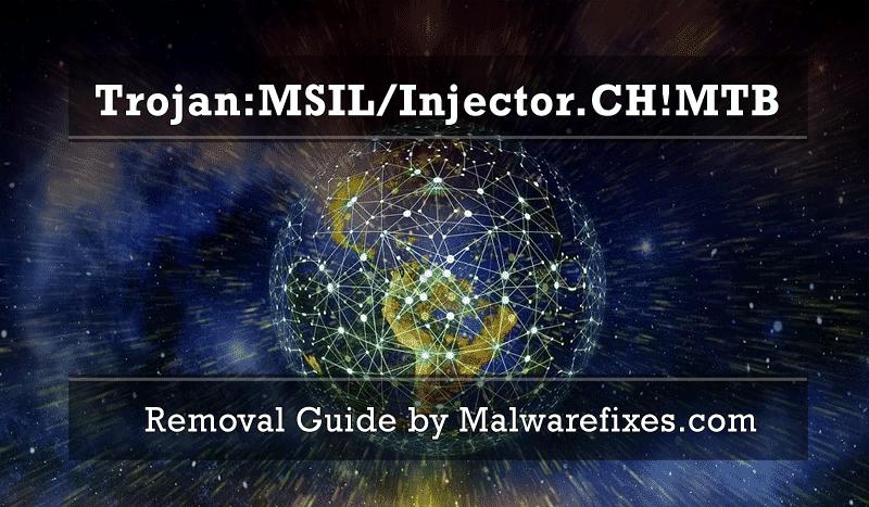 Illustration for Trojan:MSIL/Injector.CH!MTB
