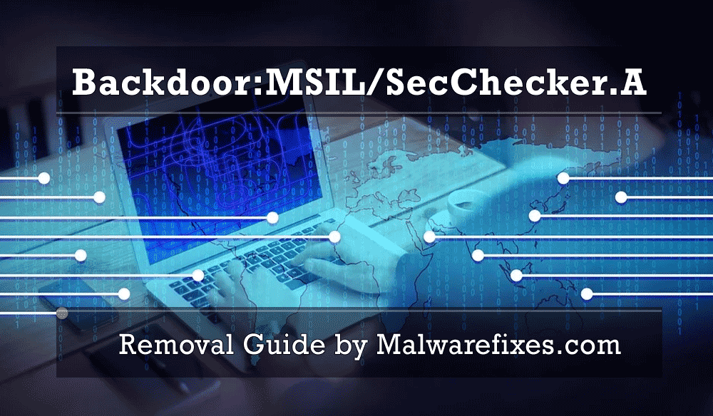 Illustration for Backdoor:MSIL/SecChecker.A