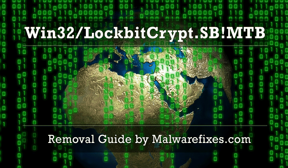 Illustration for Trojan:Win32/LockbitCrypt.SB!MTB