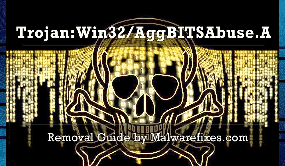 Illustration for Trojan:Win32/AggBITSAbuse.A