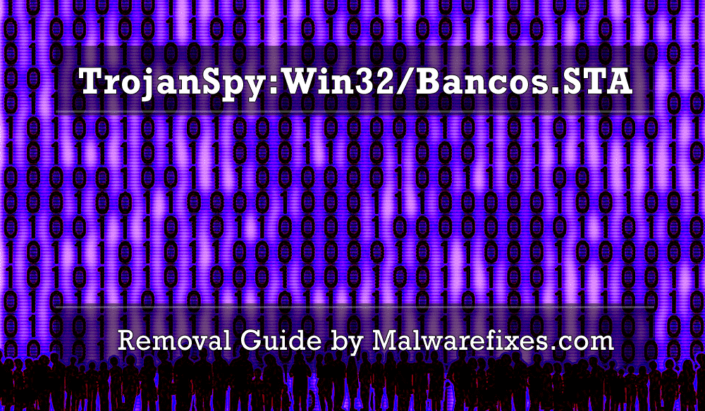 Illustration for TrojanSpy:Win32/Bancos.STA