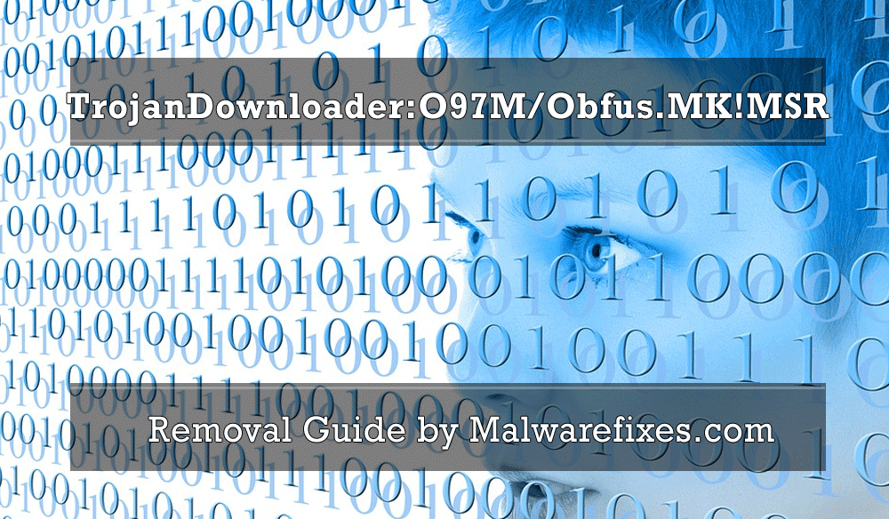Illustration for TrojanDownloader:O97M/Obfus.MK!MSR