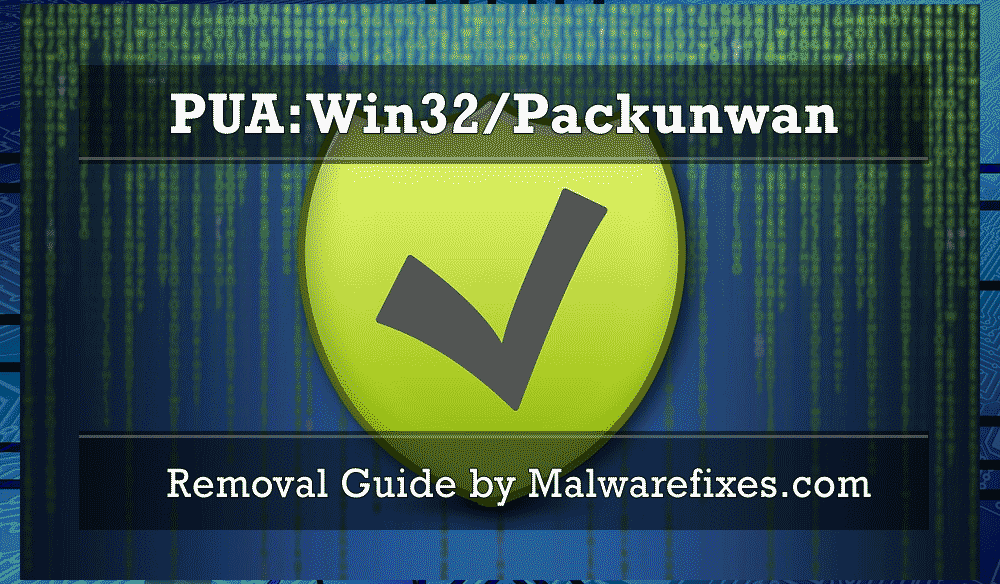 Illustration for PUA:Win32/Packunwan