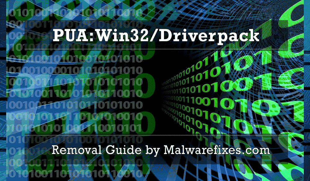 Illustration for PUA:Win32/Driverpack