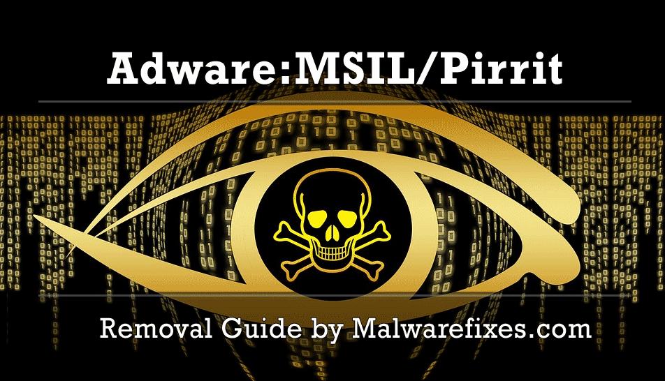 Illustration for Adware:MSIL/Pirrit