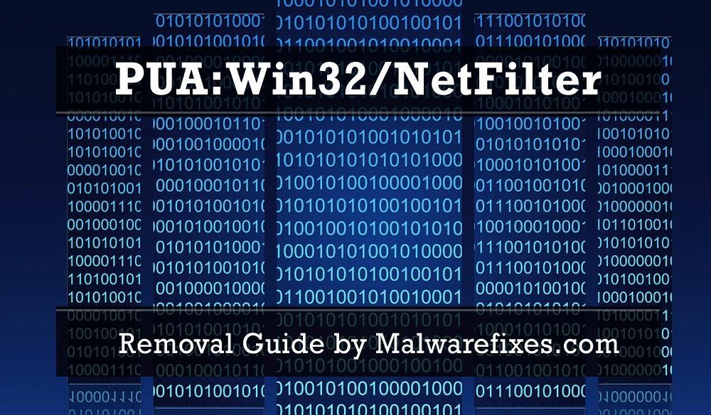 Illustration for PUA:Win32/NetFilter