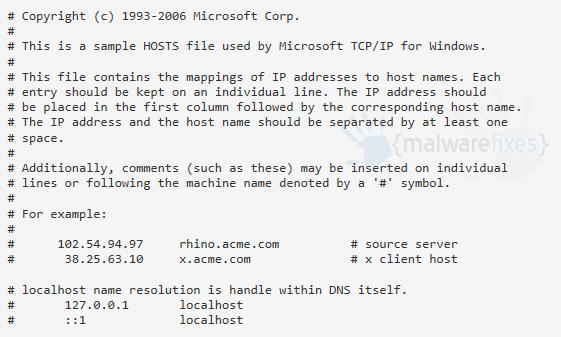 windows-hosts
