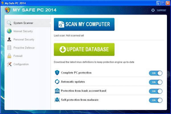 MySafePC2014