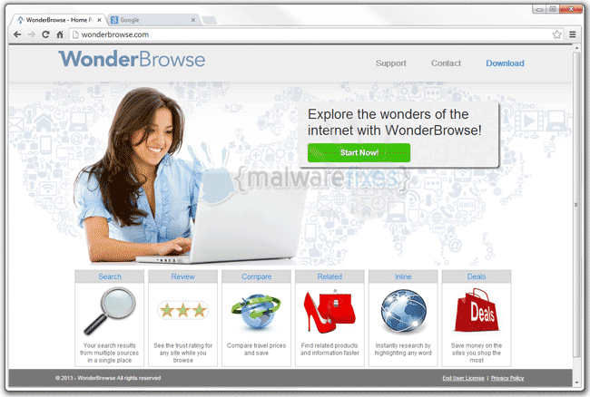 WonderBrowse