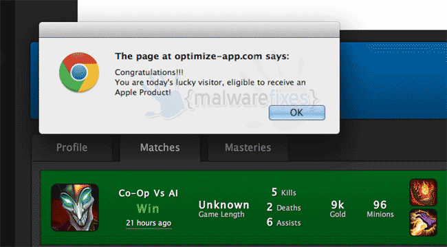 optimize-app-says