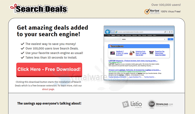 Search Deals