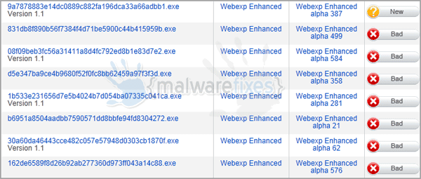 Webexp Enhanced