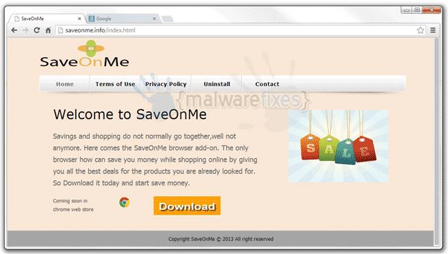 SaveOnMe