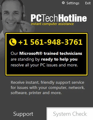 PC Tech Hotline