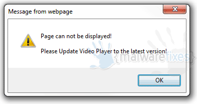 Please Update Video
