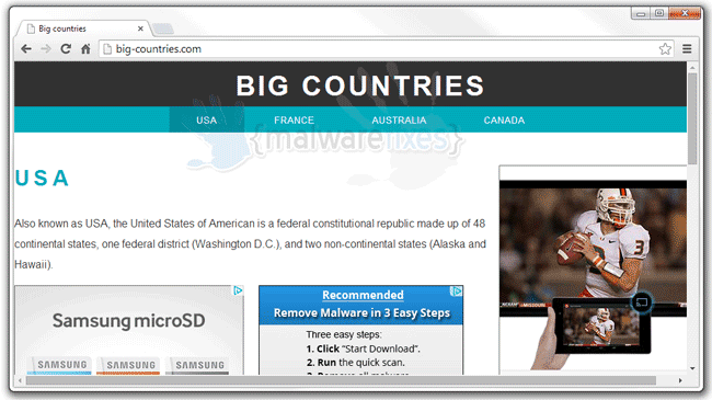 Big Countries Com