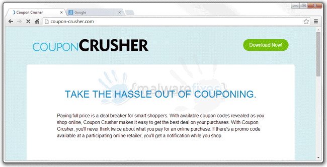 Coupon Crusher