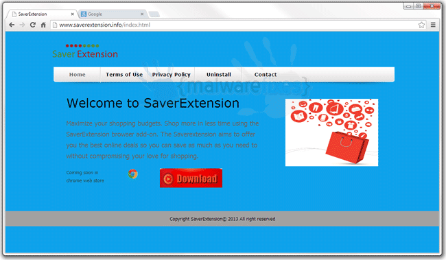 SaverExtension