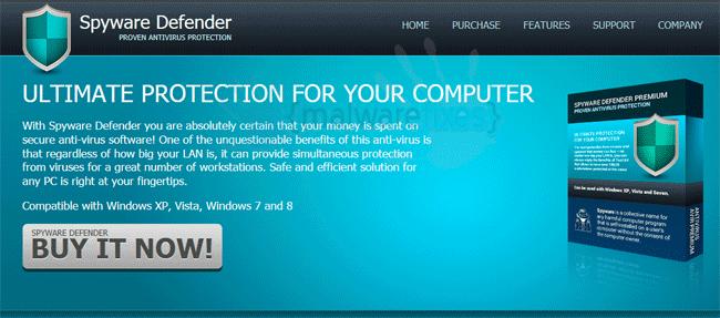 Spyware-Defender