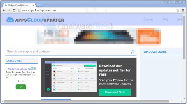 AppsCloudUpdater
