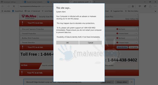 Edge Browser Hijacker