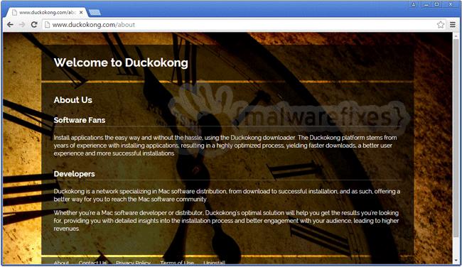 Duckokong