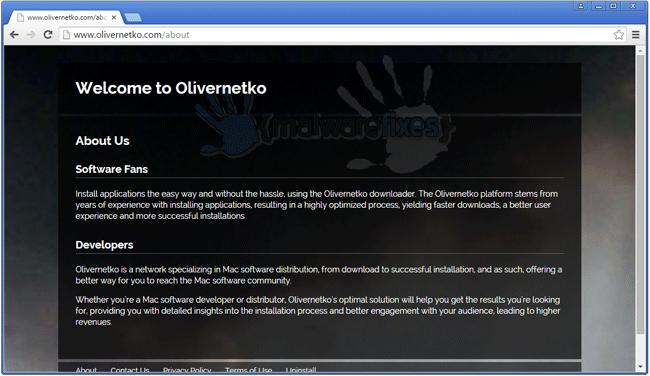 Olivernetko