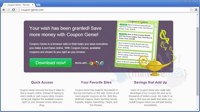 Image of Coupon-Genie