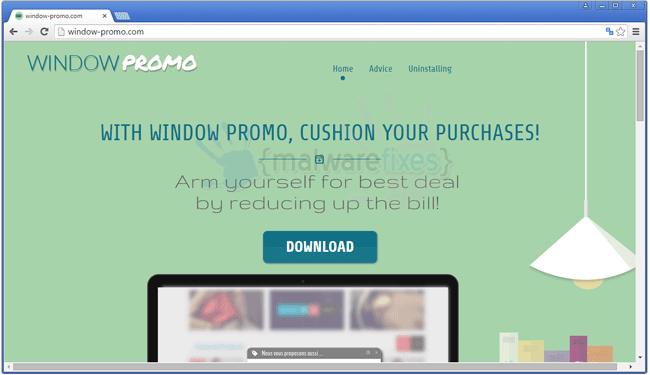 Window Promo
