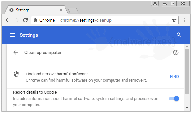 Chrome Cleanup