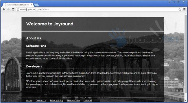 Joyround screenshot image
