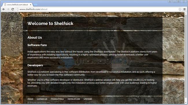 Shelfsick