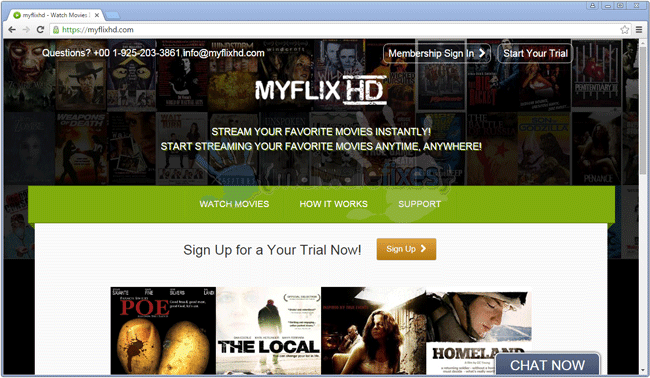 MyFlix HD