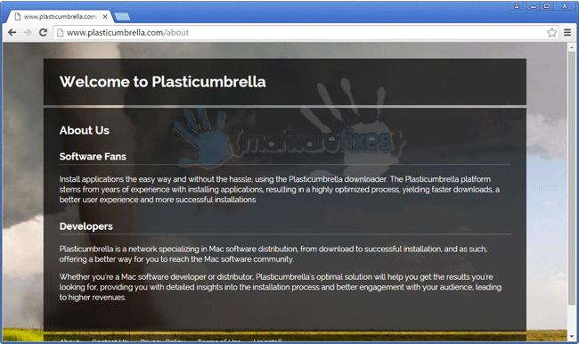 plasticumbrella