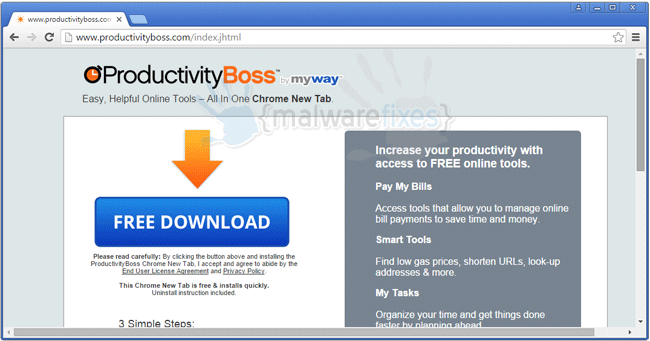 Productivity Boss