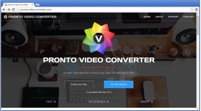 Pronto Video Converter