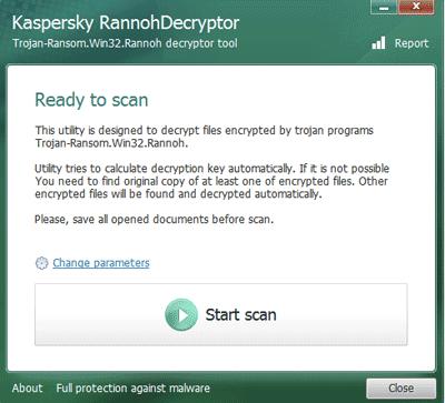 CryptXXX Decryptor