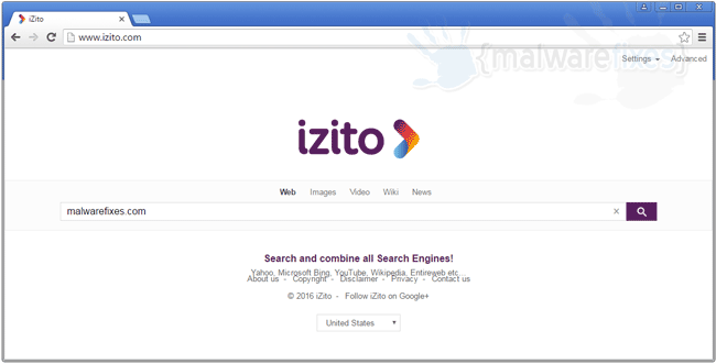 iZito Search