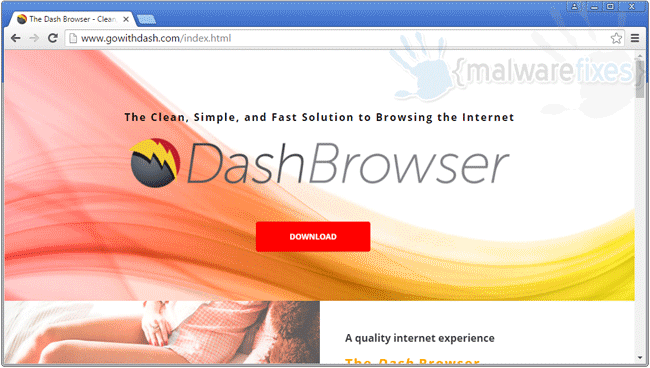 DashBrowser