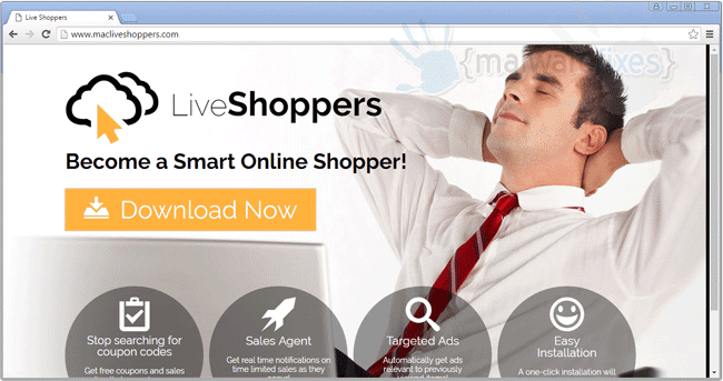 Live Shoppers Ads