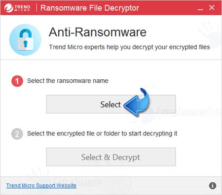 RansomwareFileDecryptor