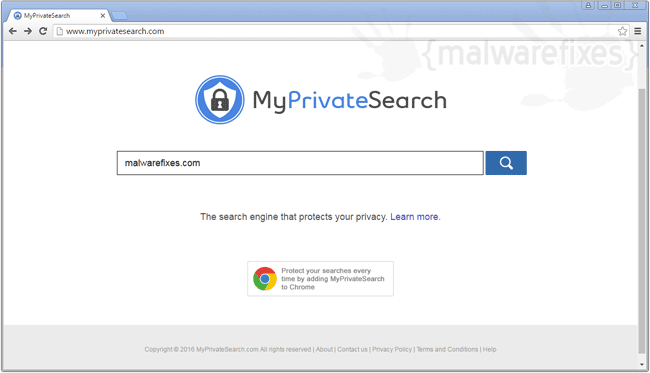 My Private Search