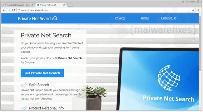 PrivateNetSearch