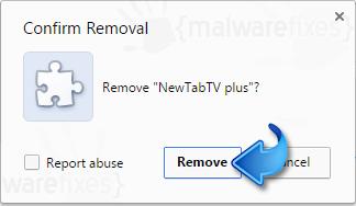 remove-newtabtvplus